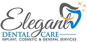 Elegant Dental Care logo