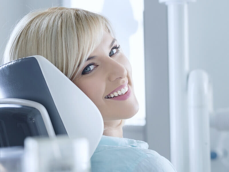 teeth whitening in dentistry