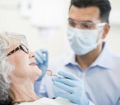 Dental surgery for Diabetics