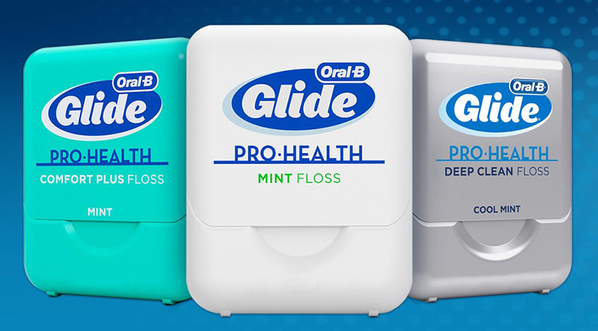 OralB Glide Floss