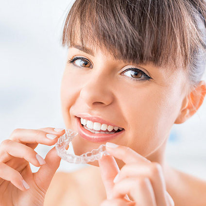 Dental invisalign